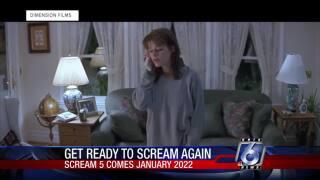 """Another """"Scream"""" sequel"""