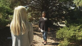News 5's Caiti Blase speaks with Aikta Marcoulier, executive director of Pikes Peak Small Business Development Center.
