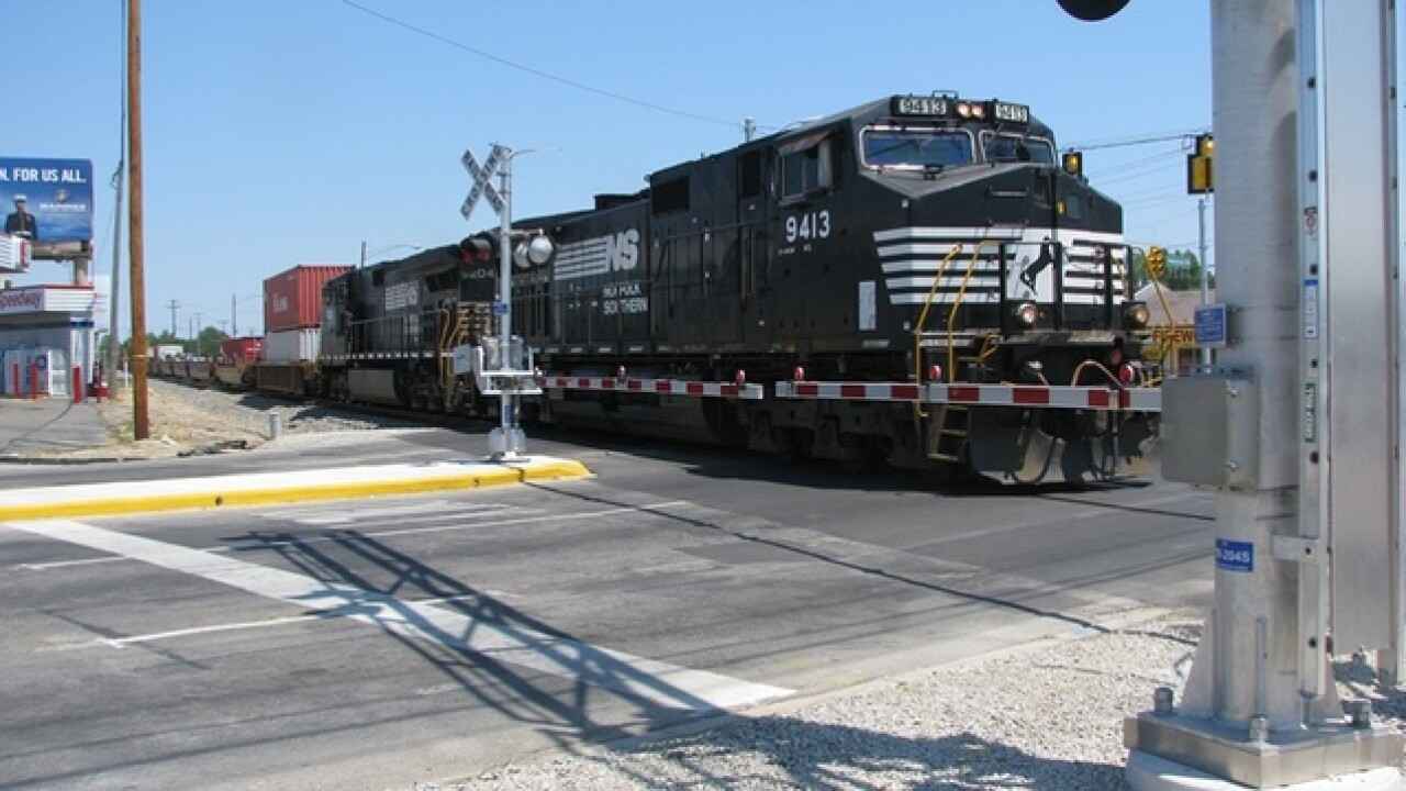 Muncie RR crossing one of most dangerous in US
