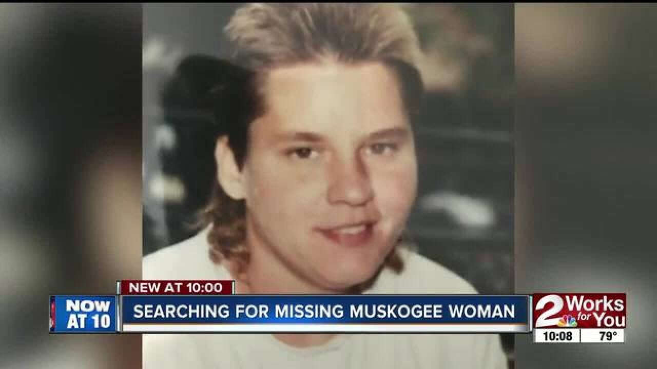 Search continues for missing Muskogee woman