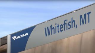 Whitefish Depot Amtrak