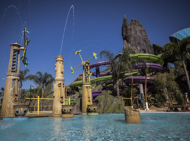 PHOTOS: Universal Orlando's Volcano Bay now open for the summer