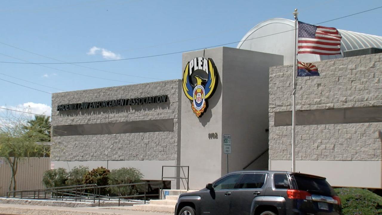 KNXV PLEA Phoenix Law Enforcement Association