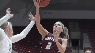 Lady Griz beat the Vikings