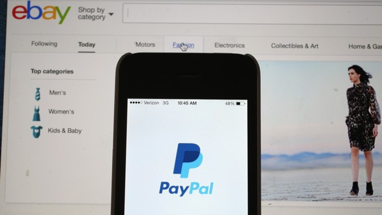 PayPal credit card gives cash back