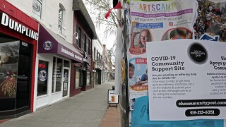 Virus Outbreak North Carolina