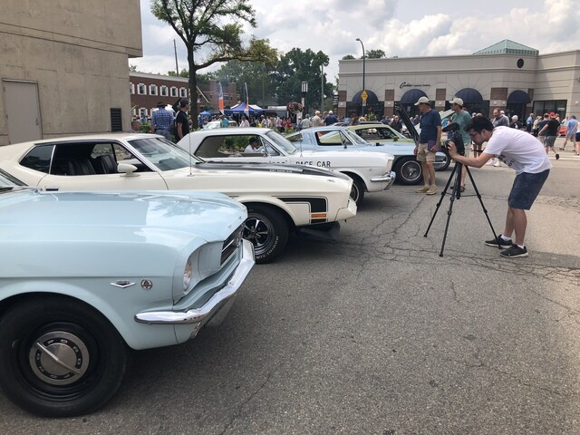Photo gallery: 2018 Woodward Dream Cruise gallery 5