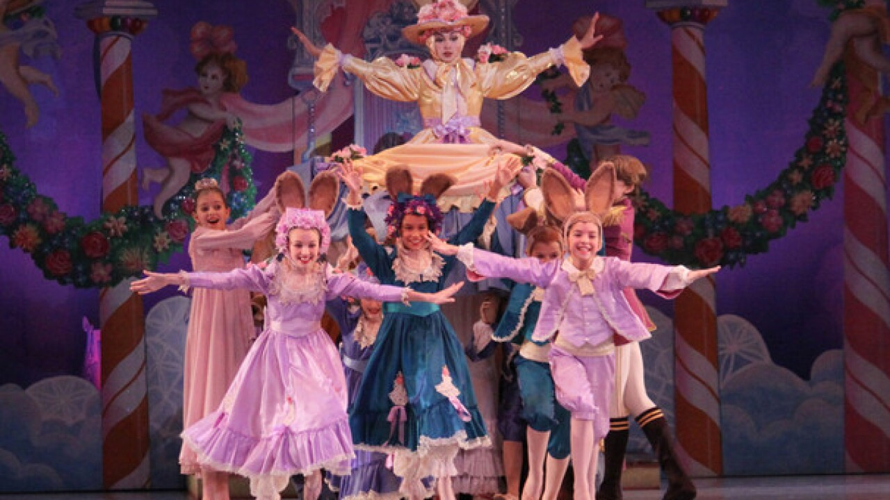 Richmond Ballet takes over Chrysler Hall with performances of The Nutcracker