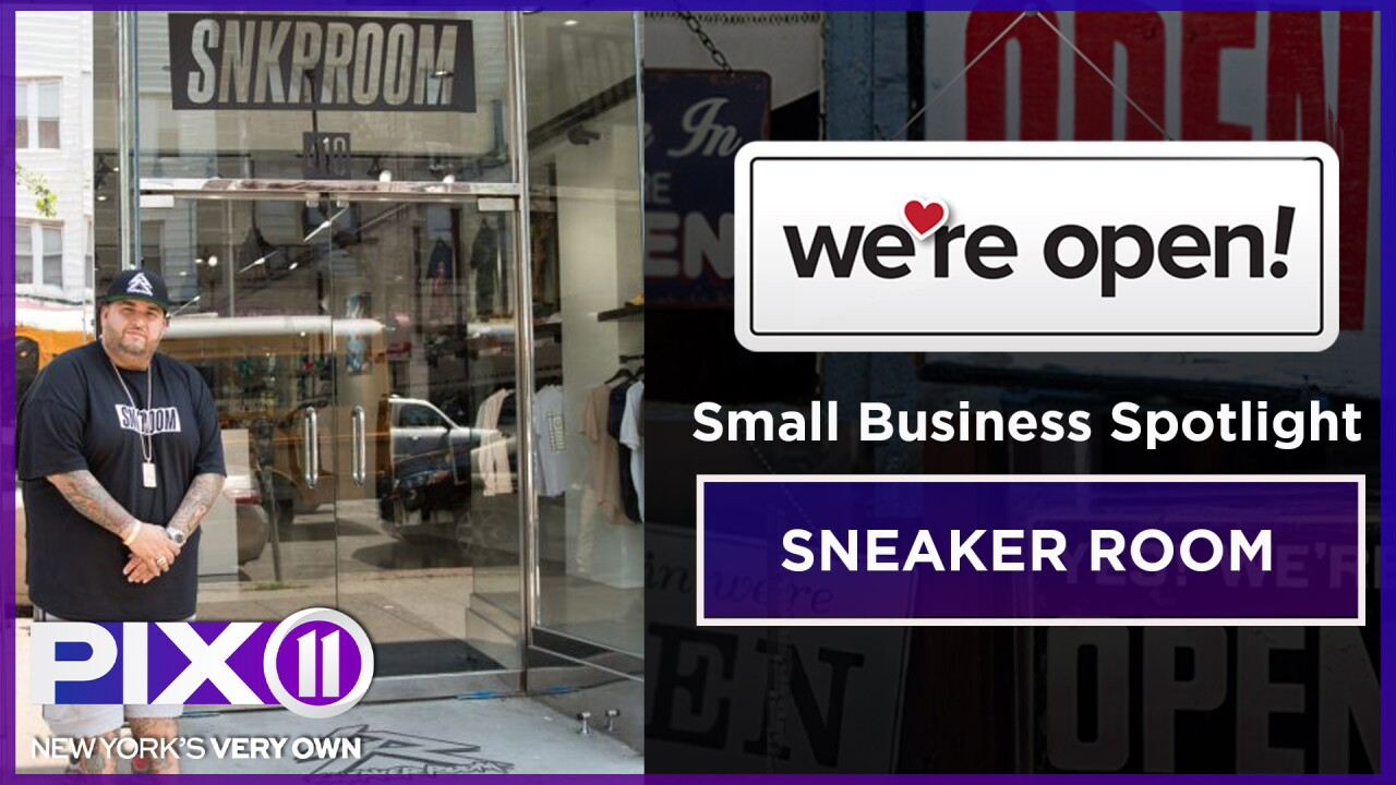 Small Biz Spotlight: Sneaker Room