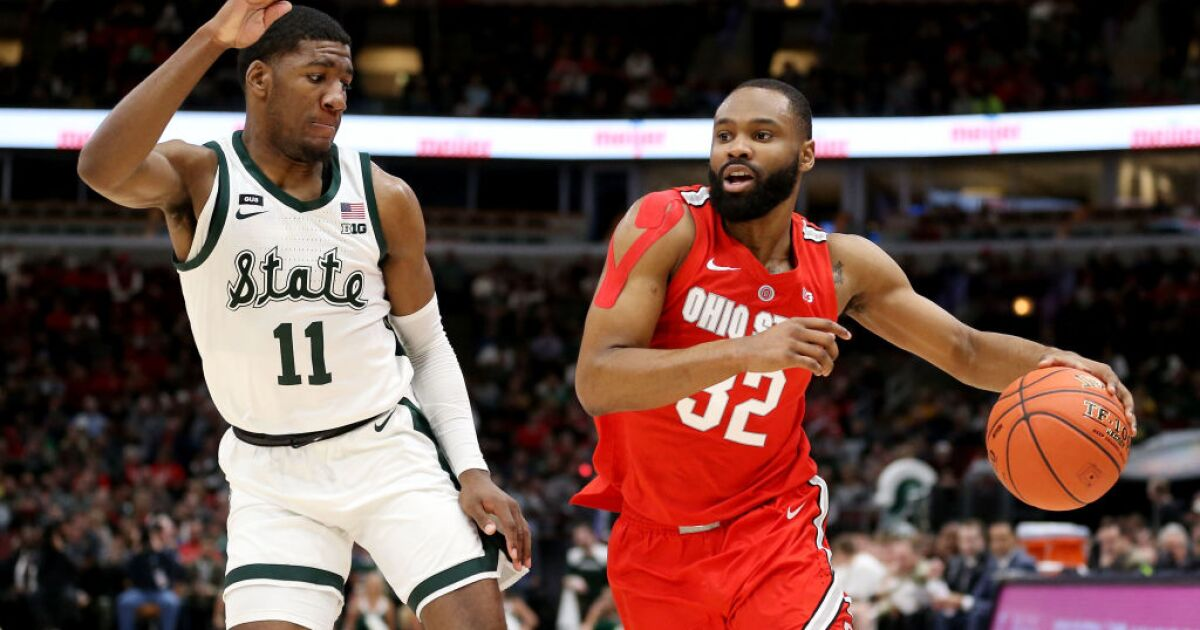 Ohio State basketball will face West Virginia in Cleveland
