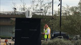 UC San Diego Health drones