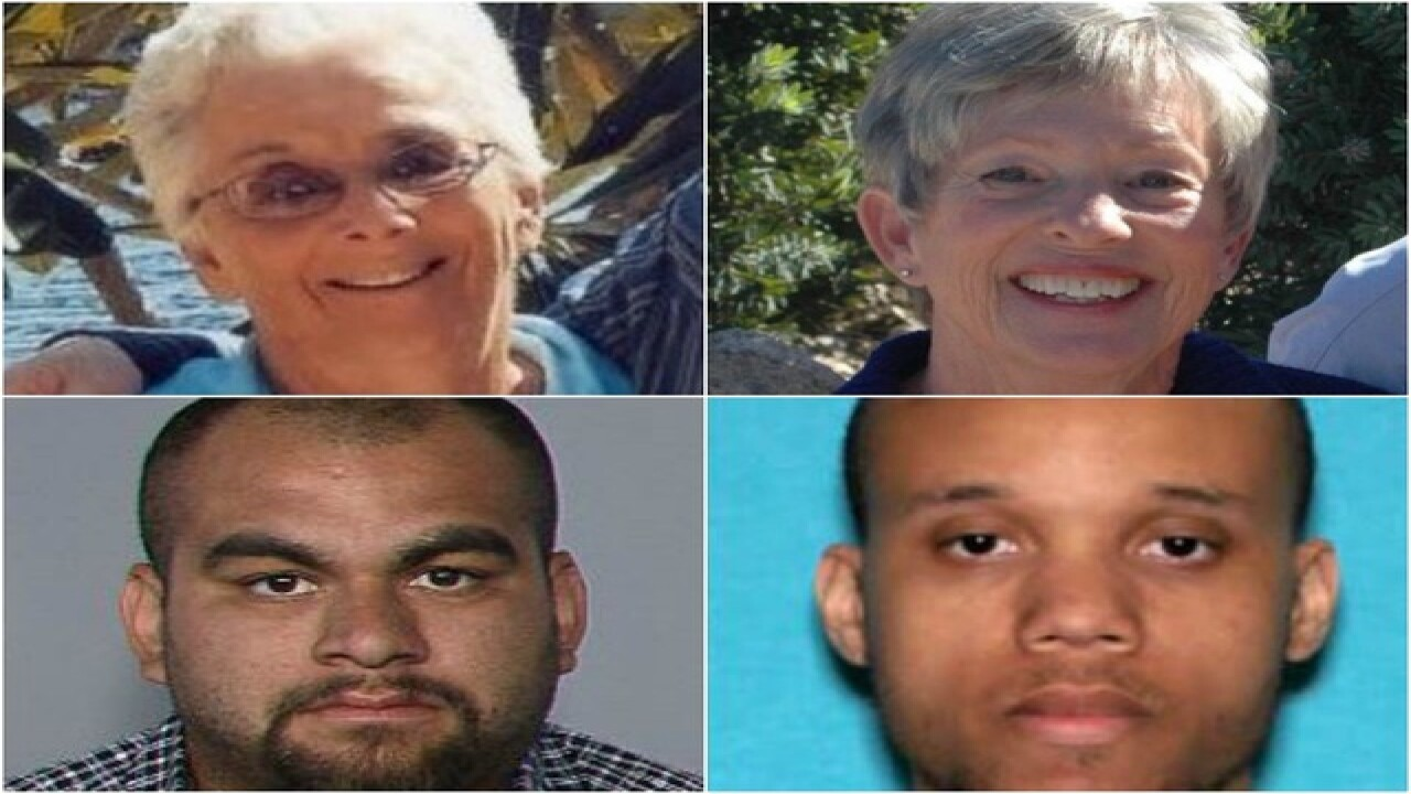 PD arrest 2 in connection with double homicide