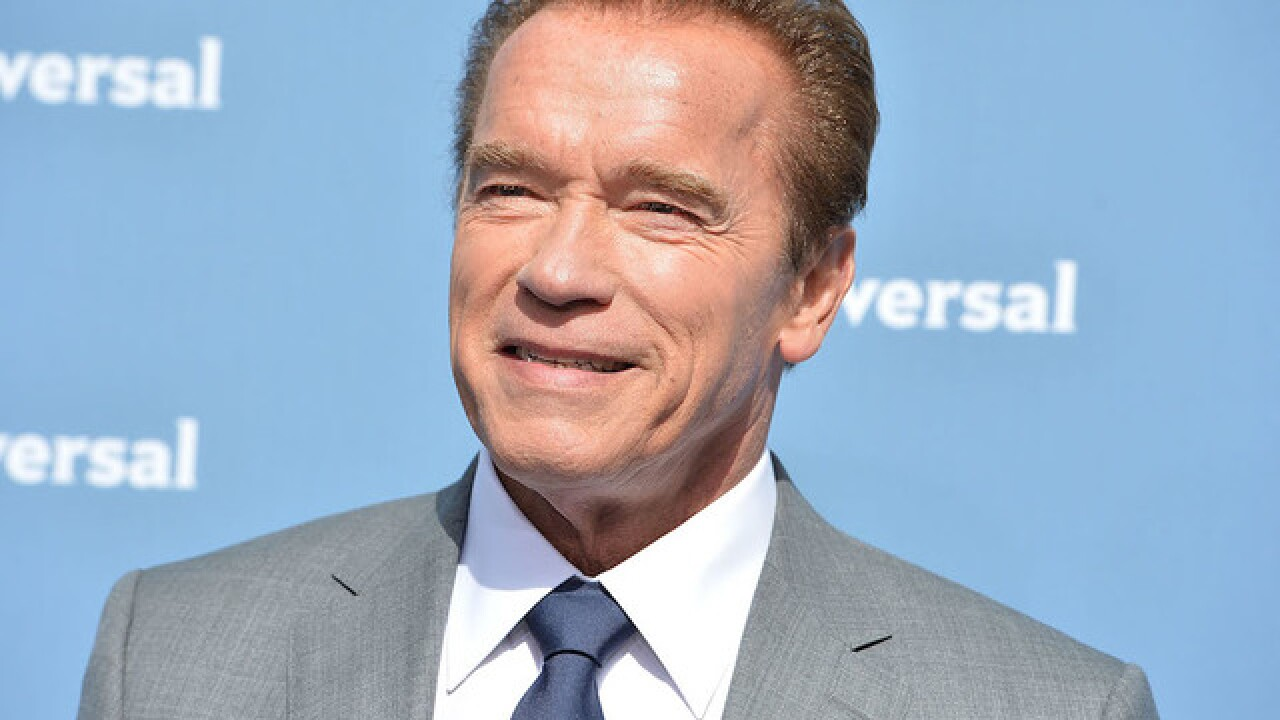 Trump continues Twitter feud with Schwarzenegger