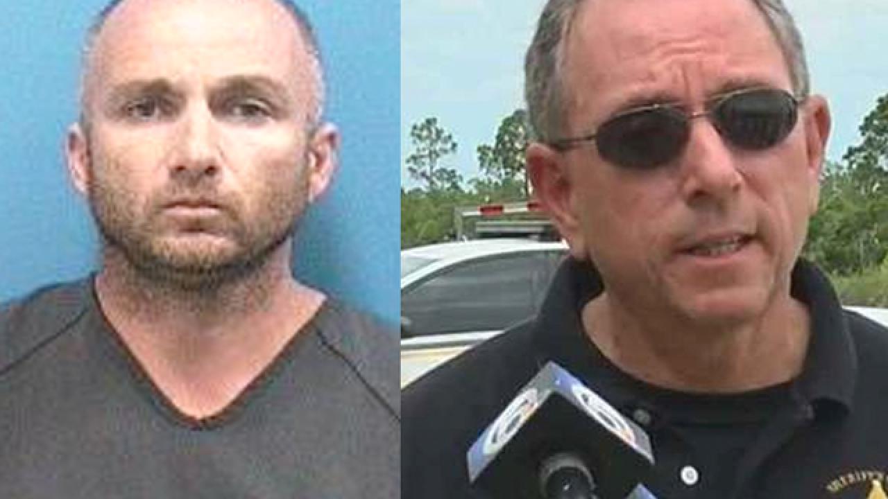 Cops: Man threatened to kill Martin Co. Sheriff