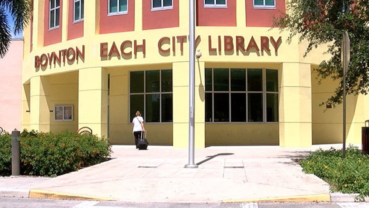 Boynton Beach library to close during move to temporary location