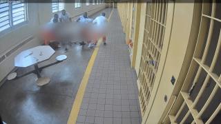 Southern Ohio Correctional Facility attack