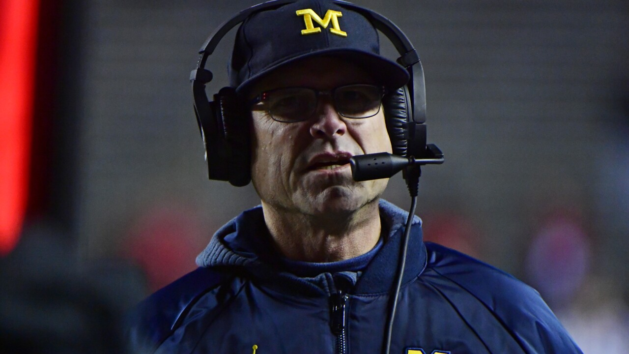 Jim Harbaugh seems set up for success in fifth season at Michigan