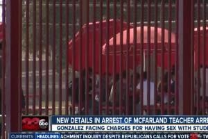 McFarland High School teacher facing charges