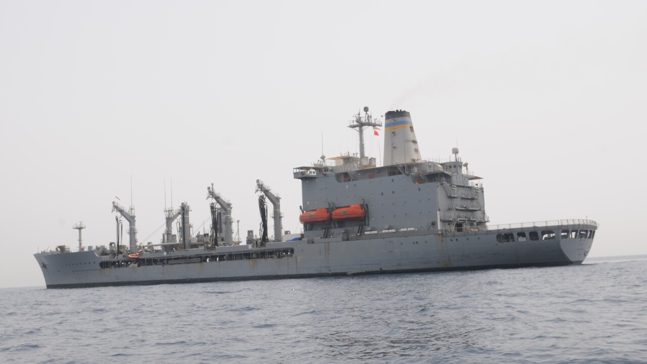 USNS Joshua Humphreys returns to Norfolk after six years