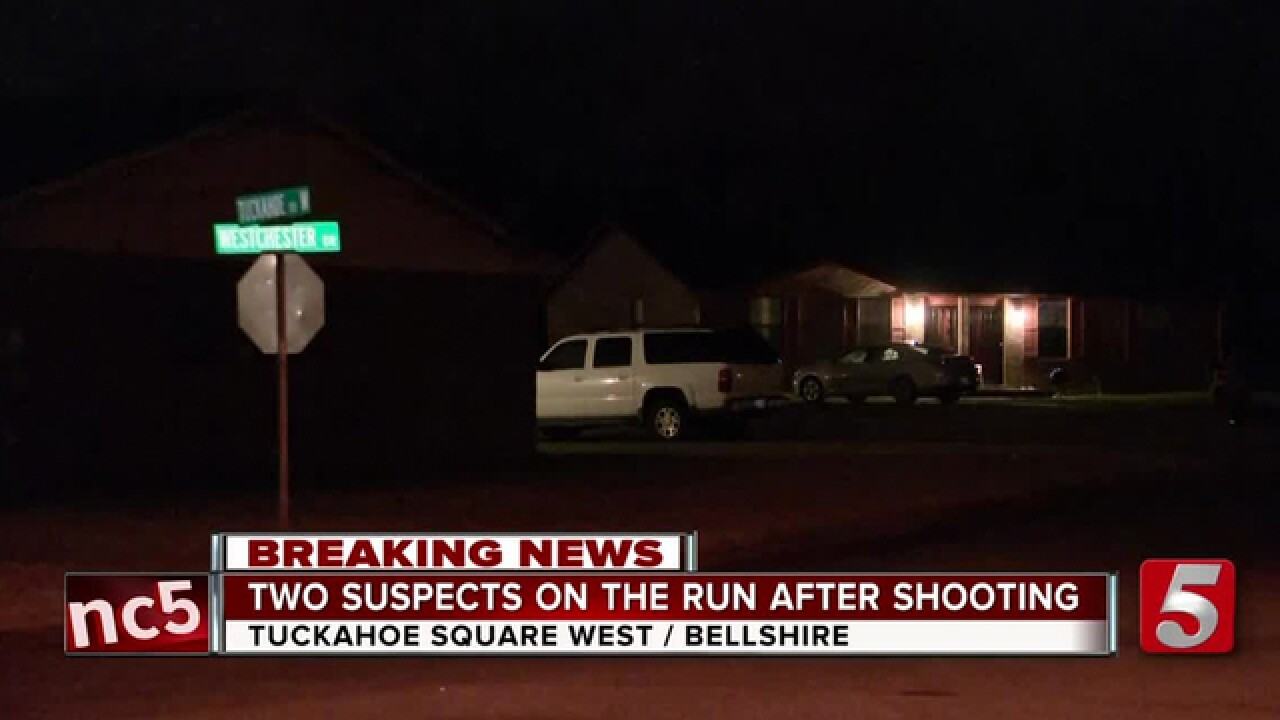 Man shot during carjacking in Bellshire