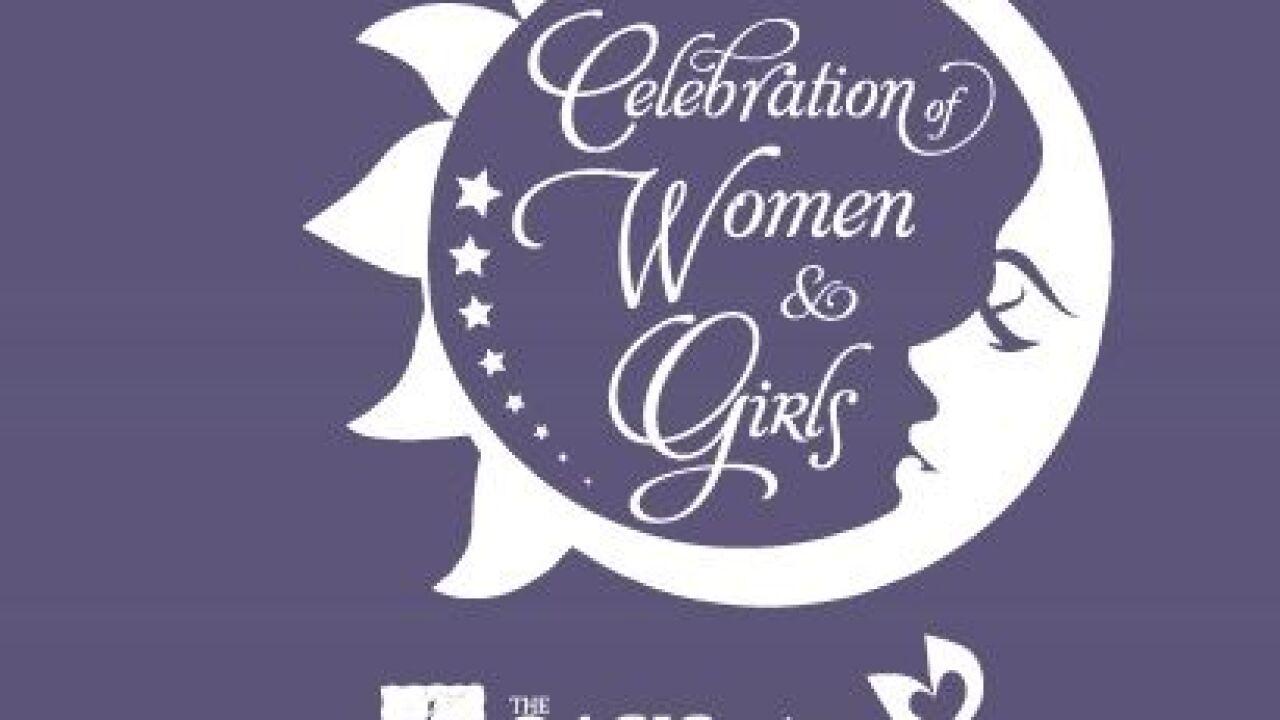 Celebration of Women & Girls Logo