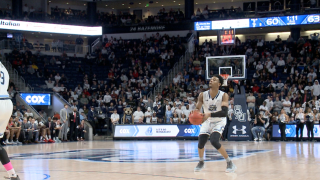 ODU's Xavier Green earns first career Conference USA men's basketball Player of the Weekhonor