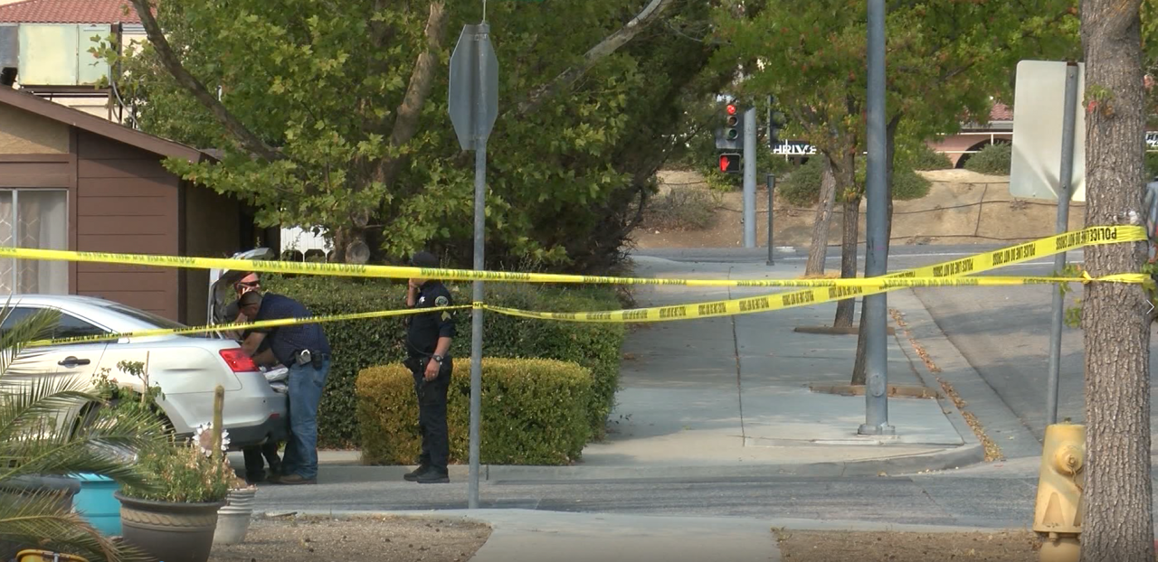 One person is injured in a shooting in Paso Robles