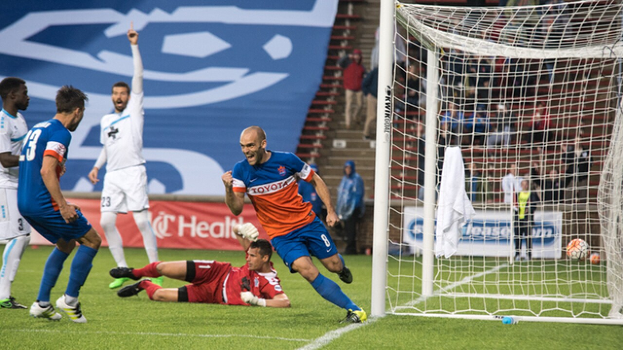 British FC Cincy defender is living his dreams