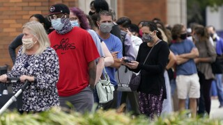 Texas voters have to wear a mask at the polls, judge rules