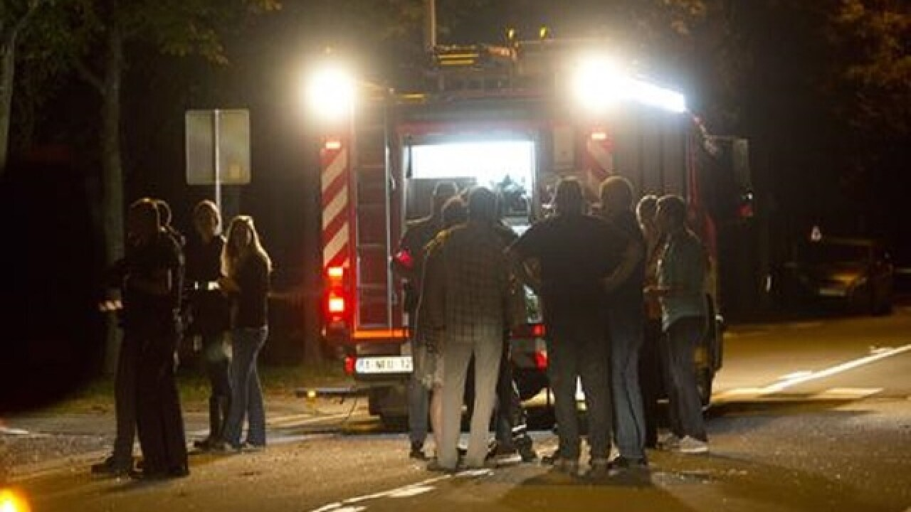 1 dead, at least two injured in Belgium in accidental blast