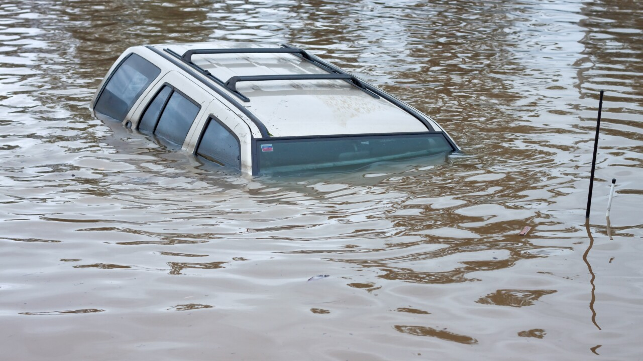 Storm-Ravaged Vehicles and How to Avoid Buying Them