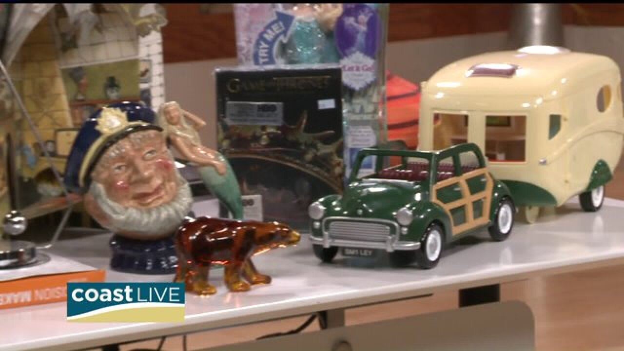 Thrift store shopping tips on CoastLive