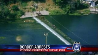 Migrants say their rights have been violated at the U.S./Mexico border
