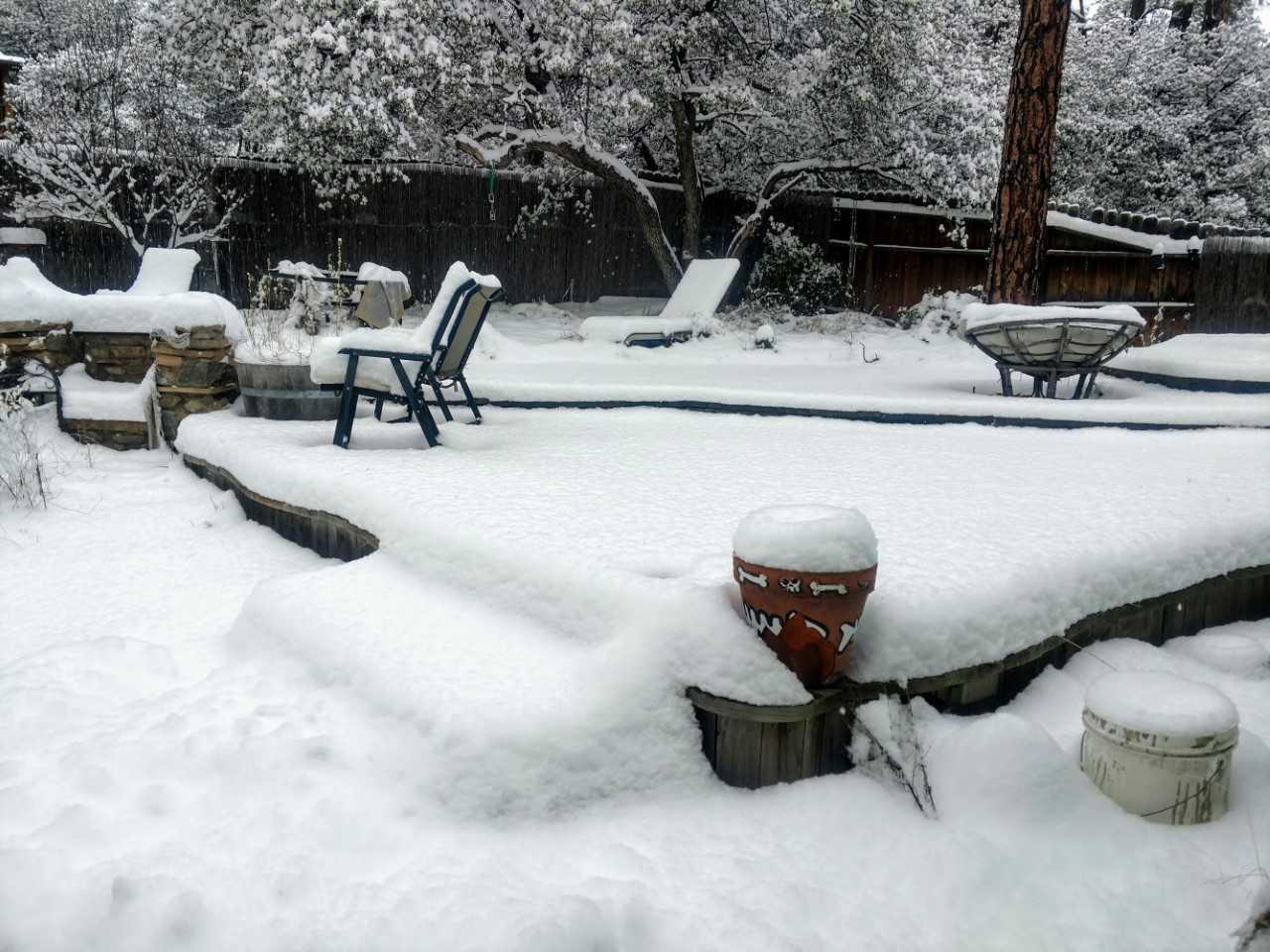 snow in scottsdale az 2020