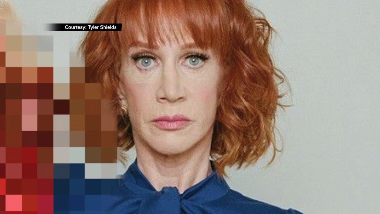 Utah company 'Squatty Potty' flushing Kathy Griffin after bloodied Trump photo