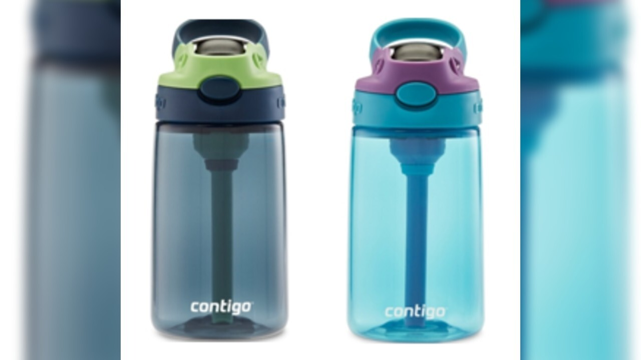 Contigo recalls 5.7 million kids water bottles due to choking hazard