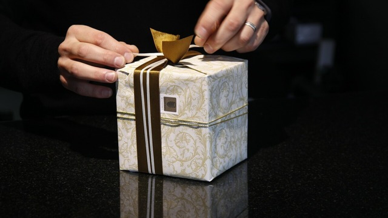 Your Christmas gift may have a hidden meaning