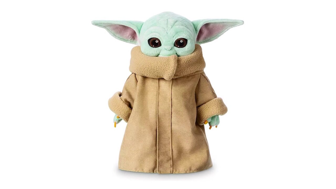 May the hugs be with you: Disney's Baby Yoda toy in the works