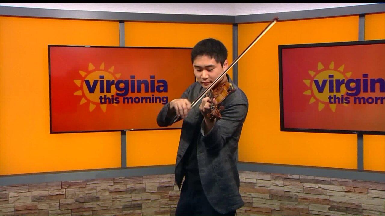 Marin Alsop Returns to Richmond with Guest Violinist InmoYang