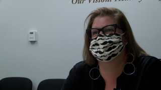 CCHD Health Officer Trisha Gardner