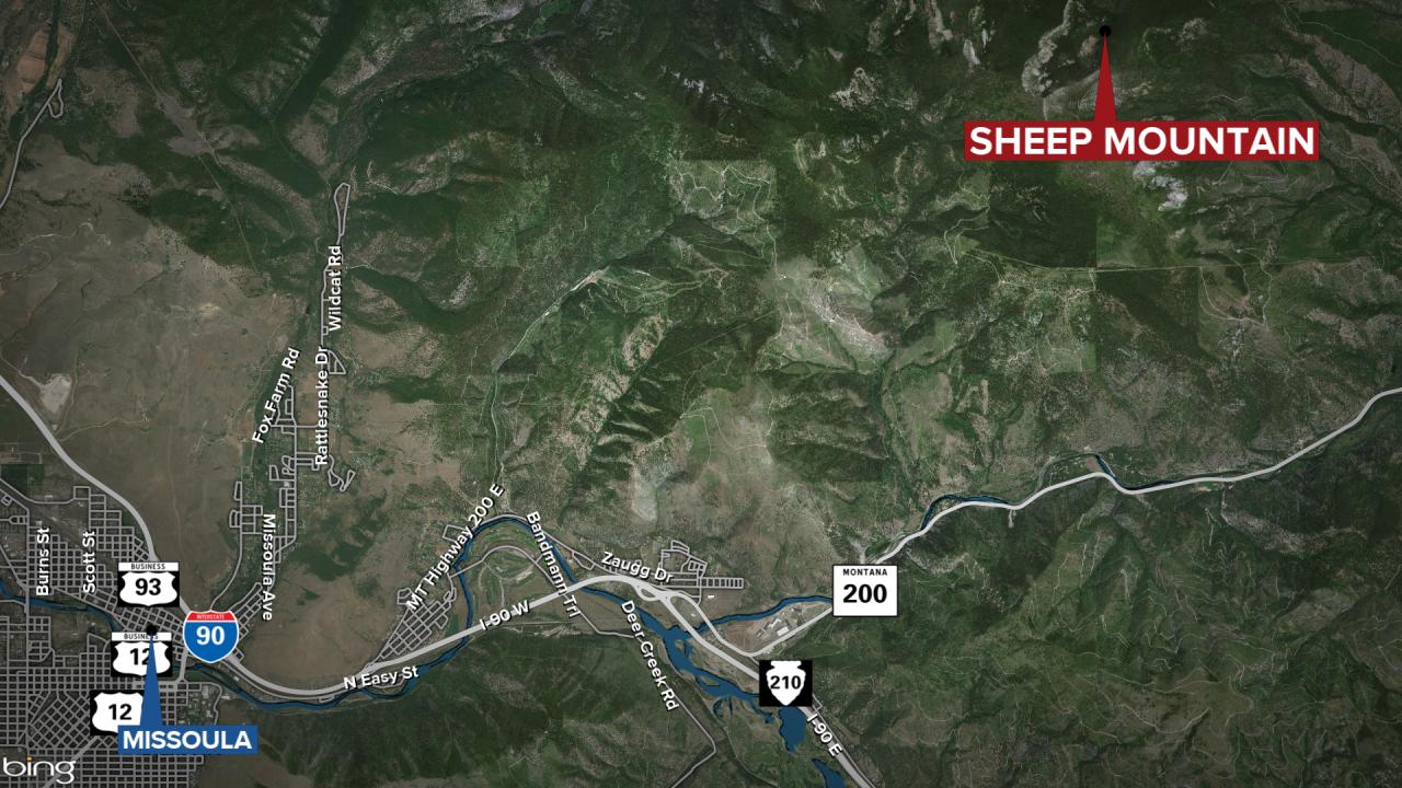 Sheep Mounting Biker Rescue Map Web