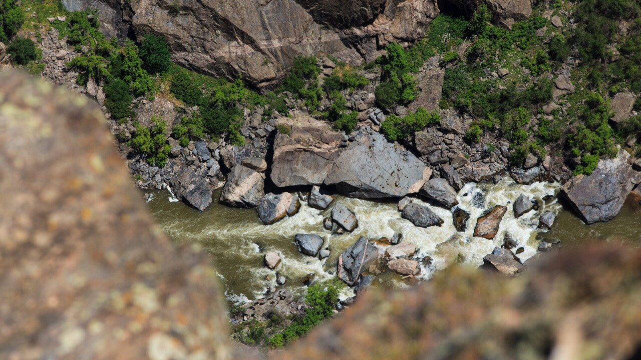 Black Canyon of the Gunnison by Russell J Bennett (7).jpg