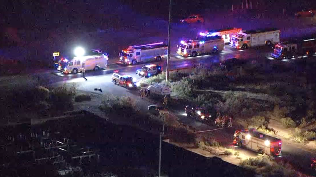 APS battery storage facility explosion
