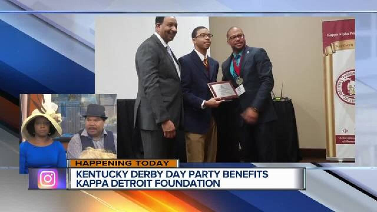 Detroit Kentucky Derby Day Party