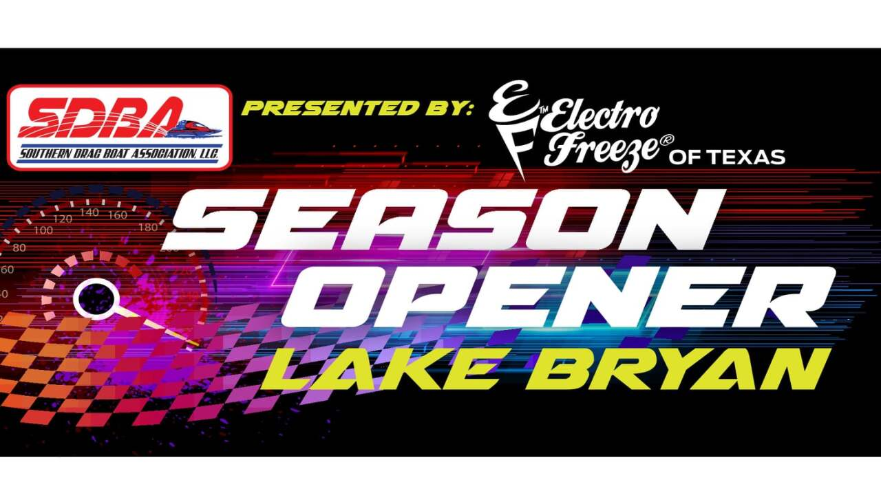 'Fastest sport on water' coming to Lake Bryan this weekend