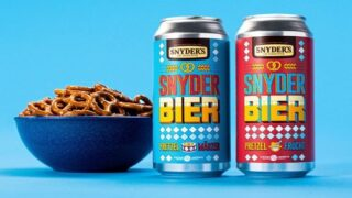 Snyder's Of Hanover Has A New Pretzel Beer For Oktoberfest