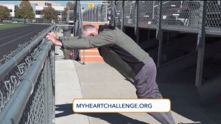 """""""My Heart Challenge"""" proves to be a life-changing event for 14teachers"""