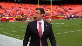 Chiefs GM Brett Veach ready for NFL Draft