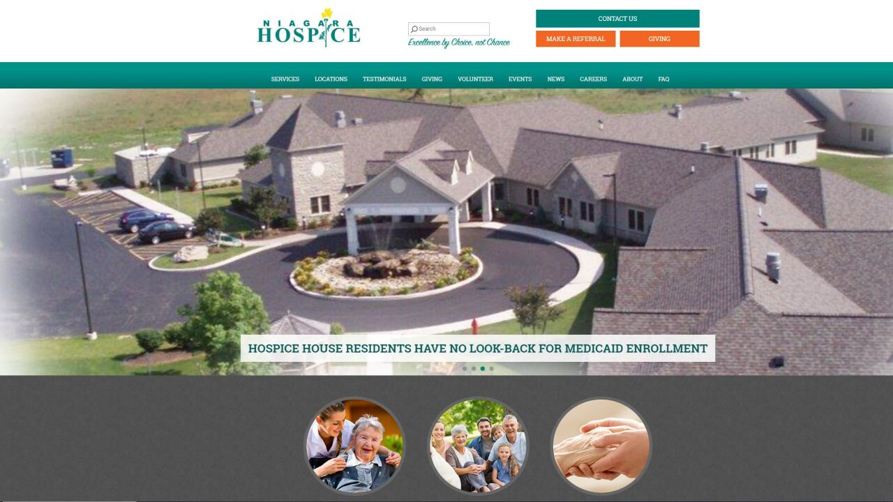 Niagara Hospice is hiring