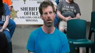 Neal Scott Fairchild in court on September 23